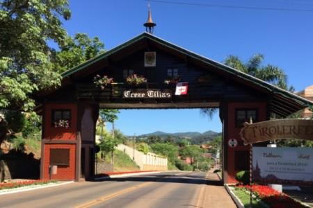 Treze Tílias – O Tirol Brasileiro