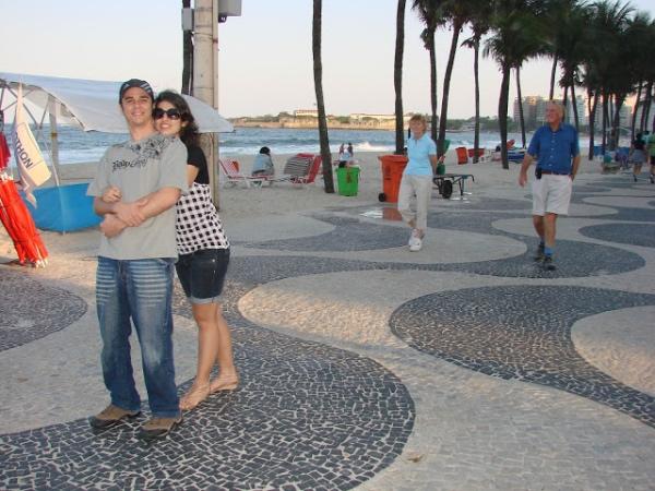 Calcadao Copacabana