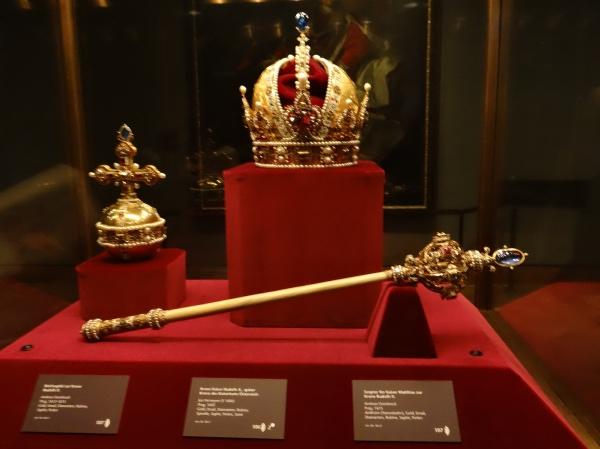 Hofburg Coroa de Rudolf II