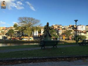 Estátua do Dique do Tororó