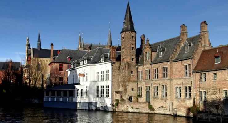 Um dia em Bruges: bate e volta partindo de Bruxelas