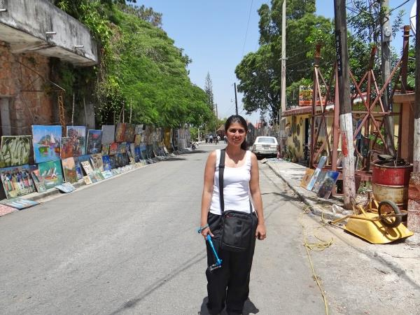 Ruas de Porto Principe Haiti