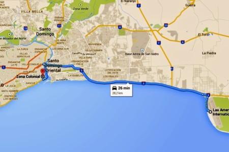 República Dominicana: como ir do aeroporto de Santo Domingo ao centro