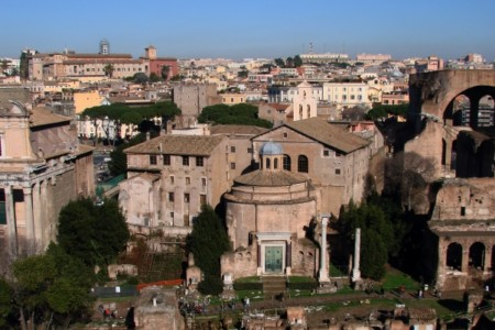 Dica de hotel em Roma: Mercure Piazza Bologna
