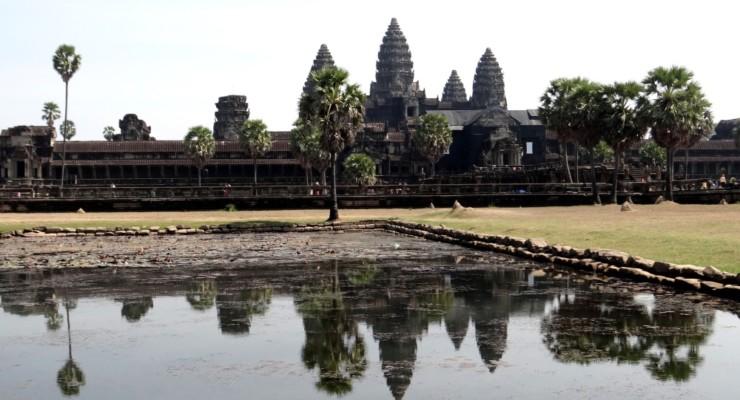 Angkor Wat: a maior atração turística do Camboja