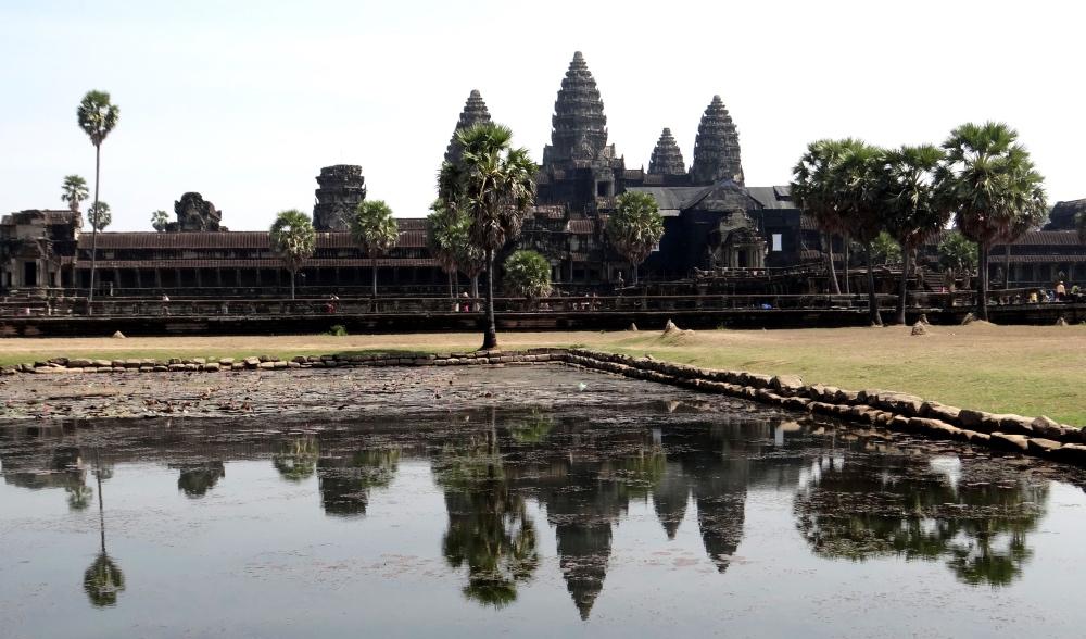 Angkor: a maior atração turística do Camboja