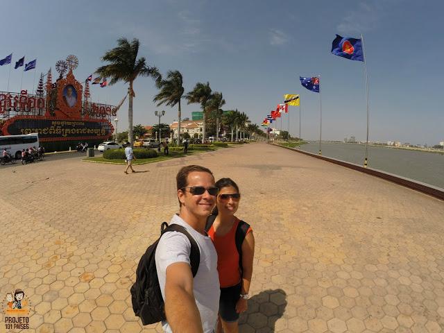 2. Orla de Phnom Penh
