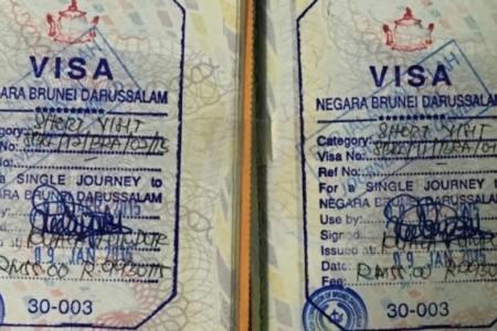 Como tirar o visto para Brunei