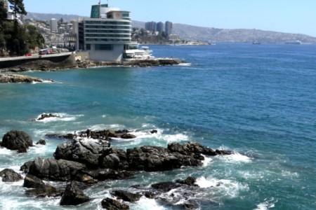 Um dia em Viña del Mar e Valparaíso