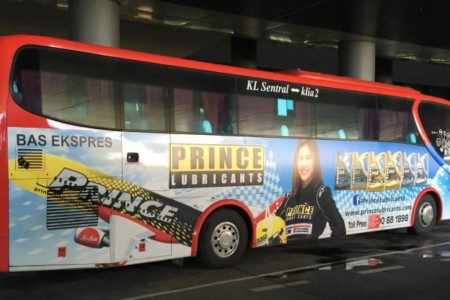 Malásia: do terminal klia2 ao centro de Kuala Lumpur
