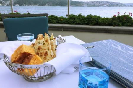 Aqua: um lindo restaurante às margens do Bósforo