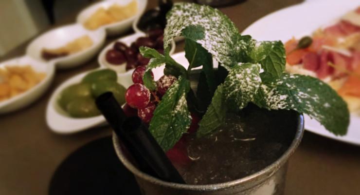Roma: beber e amar no Stravinskij Bar