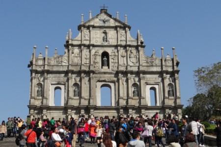 Roteiro de um dia em Macau