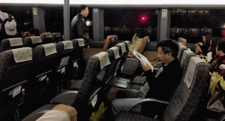 Como viajar entre Hong Kong e Macau