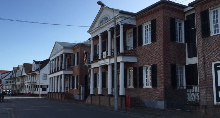 Suriname: turismo em Paramaribo
