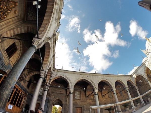 New Mosque Istambul-min