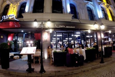 Onde experimentar comida típica em Istambul