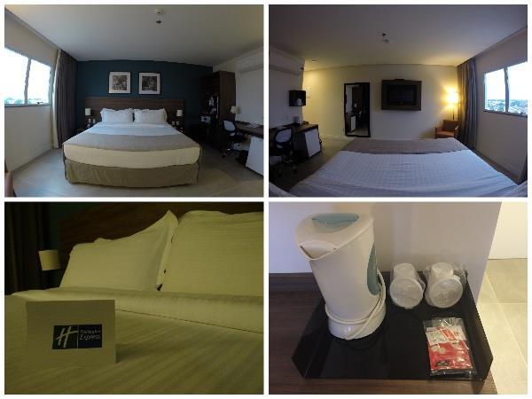 Hotel Holiday Inn Express Rio Branco Quarto