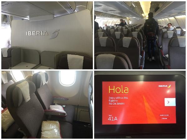 Iberia Voo Madri Rio