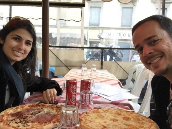 Pizza Luzzi Roma