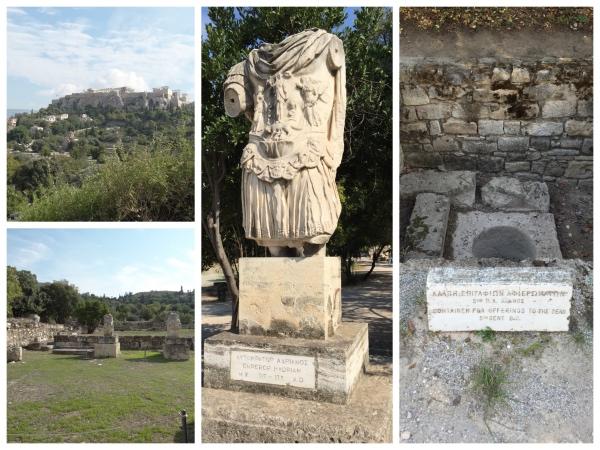 Agora Antiga Atenas