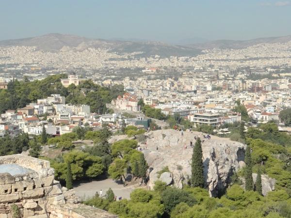 Areopago Atenas