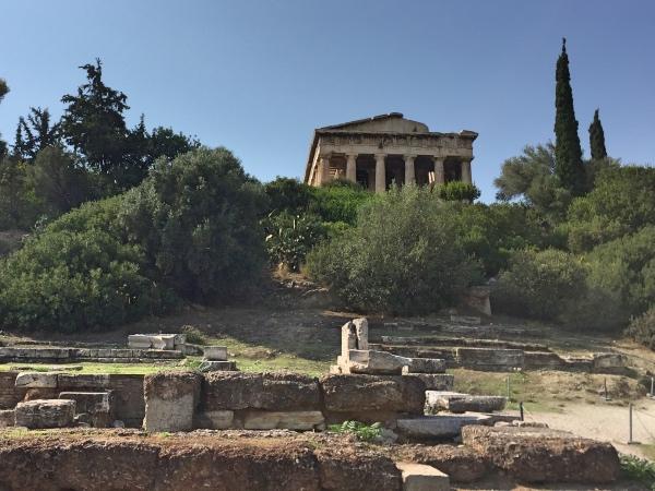 Atenas Templo de Hefesto