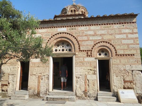 Igreja dos Santos Apostolos Agora Antiga