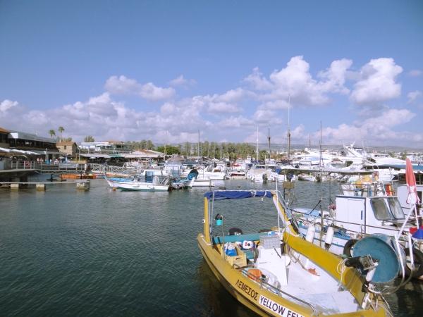Porto de Paphos Chipre