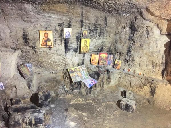 Solomonis Catacomb Paphos