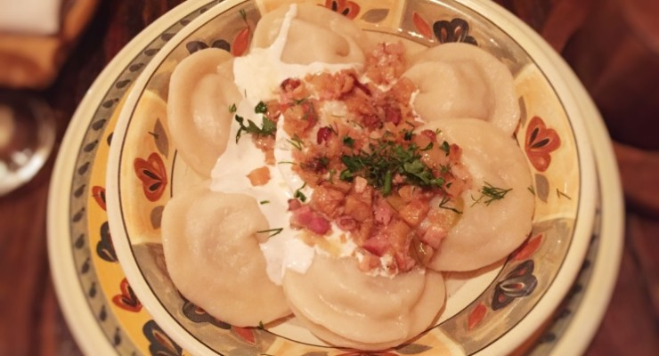 Lituânia: experimentando a comida típica em Vilnius