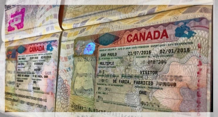 Como tirar o visto para o Canadá