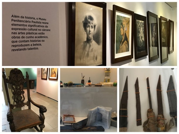 Acervo do Museu Penitenciário Paulista