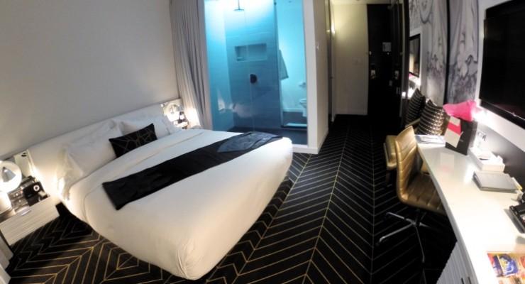 W Montreal: um maravilhoso hotel de luxo em Montreal