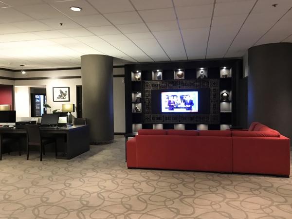 Lobby do Holiday Inn Montreal