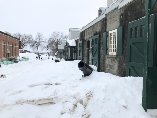 Parc de l'Artillerie Quebec