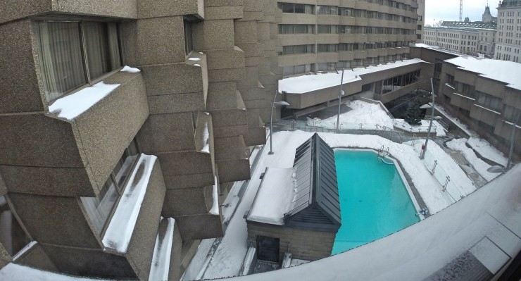 Dica de hotel em Quebec – Delta Quebec