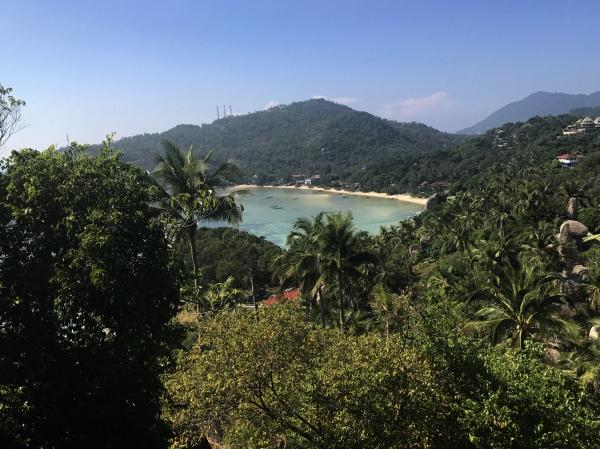 Vista do lado esquerdo John Suwan Viewpoint
