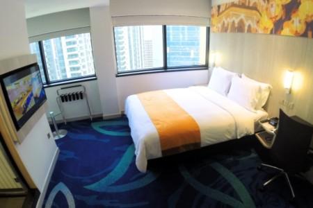 Dica de hotel em Kuala Lumpur: Holiday Inn Express Kuala Lumpur City Centre