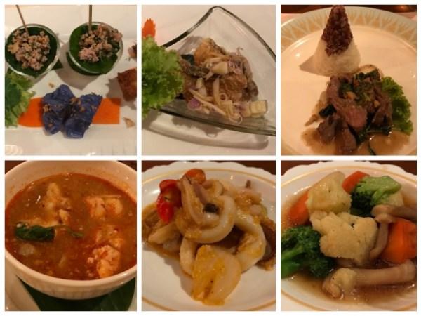 Jantar Sala Rim Naam Mandarin Oriental Bangkok