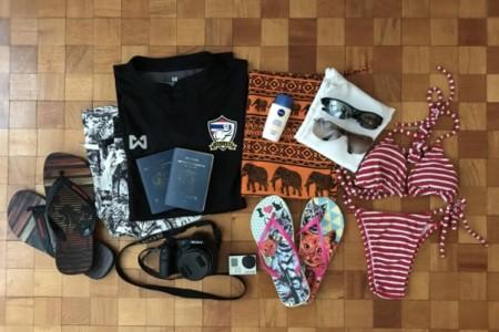 O que levar na mala para o Sudeste Asiático