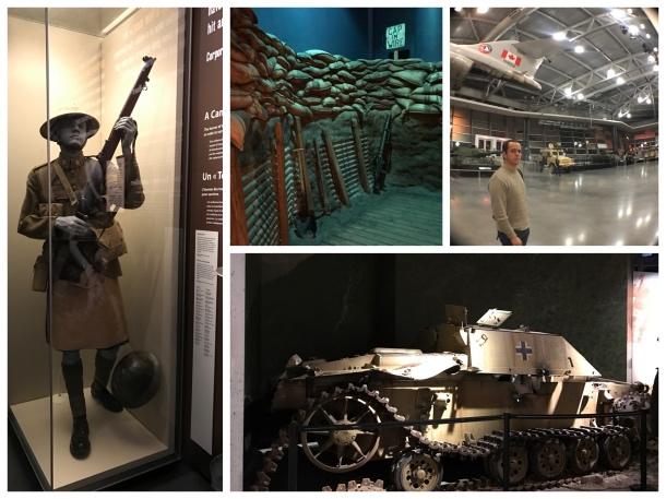 Museu de Guerra Canadense