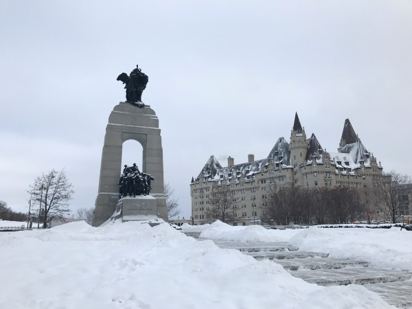 National War Memorial Canada