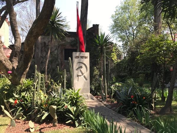 Túmulo de Trotsky