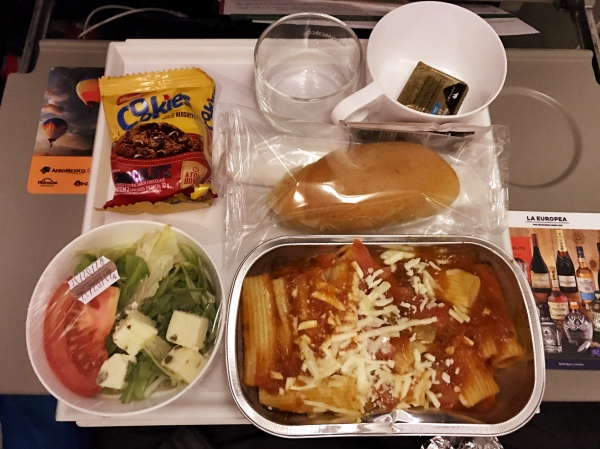 Jantar da Aeroméxico