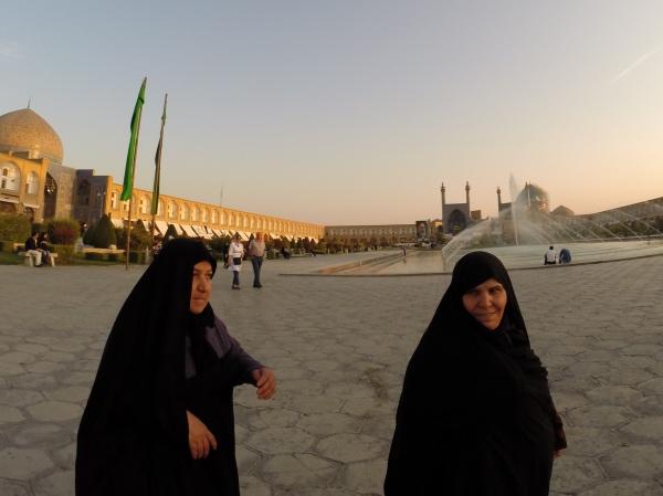 Polícia religiosa no Irã