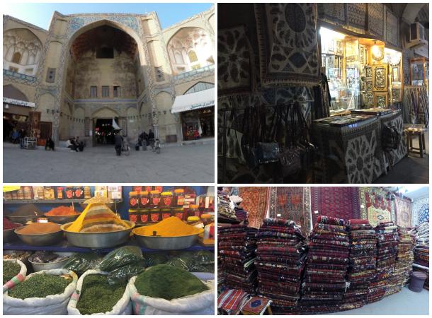 Grand Bazaar Esfahan