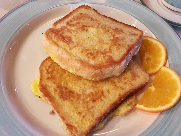 Café da manhã Holiday Inn Niagara Falls