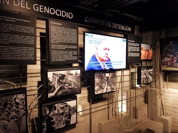 Genocídio Bósnio