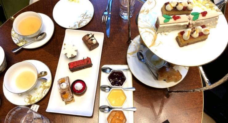 A experiência de tomar um chá da tarde em Londres